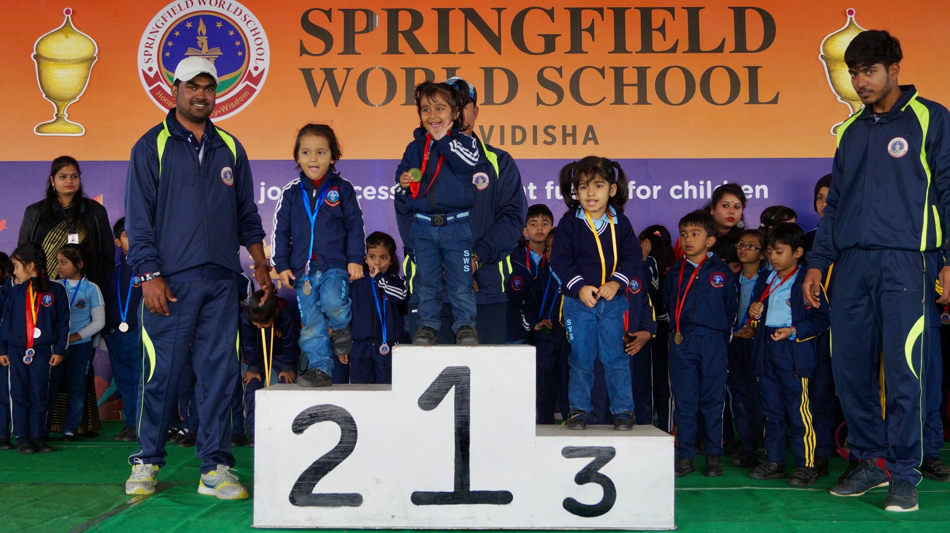 Springfield World School - News & Media